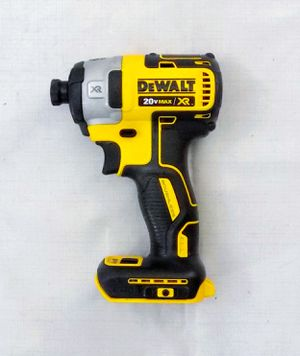 DeWalt 20V Brushless Impact Driver for Sale in Federal Way, WA