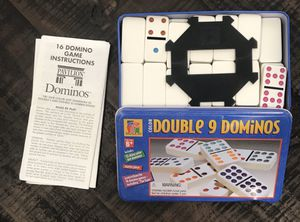Double 9 Nine Dominos Complete for Sale in Port St. Lucie, FL