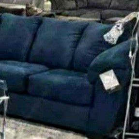 IN STOCK FAST DELIVERY SPECIAL] Darcy Blue LAF Sectional for Sale in Silver Spring, MD