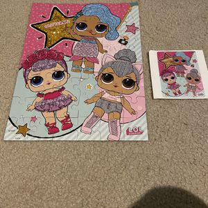 Lol 48 Piece puzzle for Sale in Sugar Land, TX