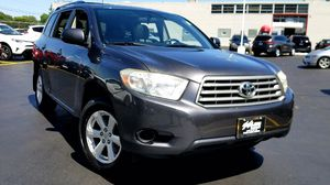 2008 Toyota Highlander for Sale in Oak Lawn, IL