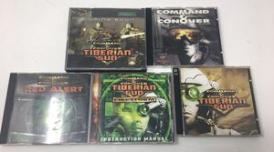 Command & conquer pc game lot for Sale in Portland, OR