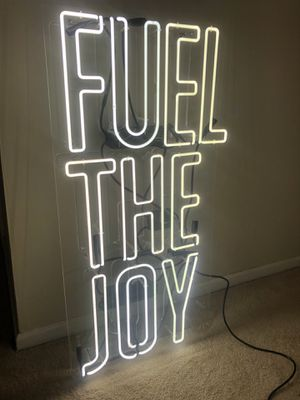 Neon sign for Sale in Apex, NC