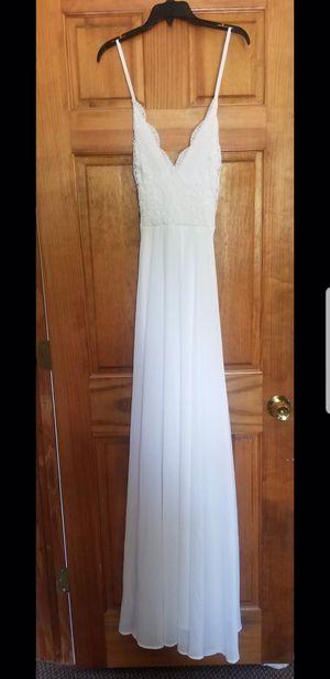 Lulus Wedding Dress for Sale in Mount Prospect, IL