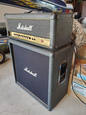 MARSHALL AMP, HALF STACK, GUITAR AMPLIFIER for Sale in Lemon Grove, CA