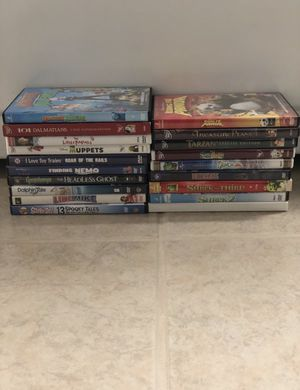 DVD Movies. Assorted. WANT GONE TODAY! for Sale in Rockville, MD