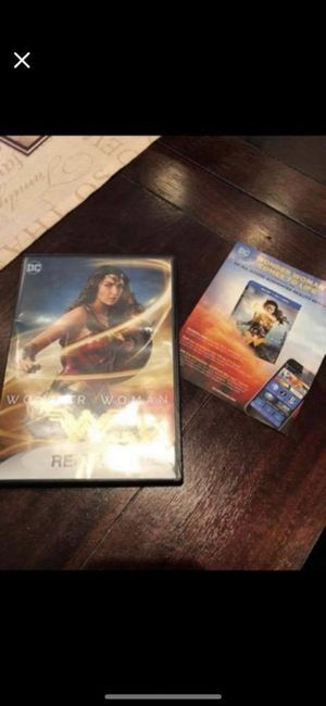 Wonder Woman DVD brand new! Was 16.99 only 6.00 for Sale in Columbus, OH