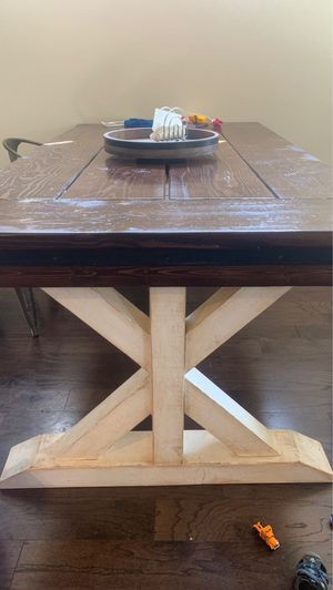 Hand made kitchen table for Sale in Bonney Lake, WA