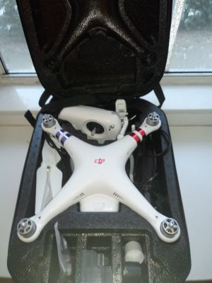 Dji phantom 3 bundle for Sale in Powell, TN
