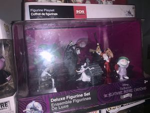 Disney Nightmare before Christmas collectibles for Sale in Cudahy, CA