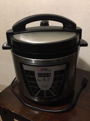 Power pressure cooker XL for Sale in Wichita, KS