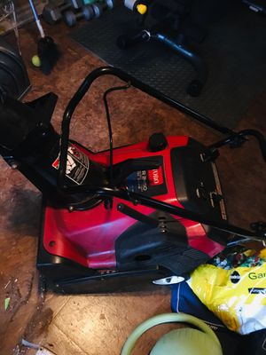 Ladder, shed & snow blower for Sale in Waterbury, CT