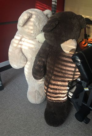 Giant Teddy Bears. for Sale in Mebane, NC