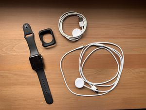 Apple Watch Series 1 42mm with Protective Case and Extra Charging Cord for Sale in Pittsburgh, PA