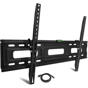 "New Tilting TV Wall Mount for 24""-84"" TVs with HDMI Cable, UL Certified for Sale in Chino Hills, CA"