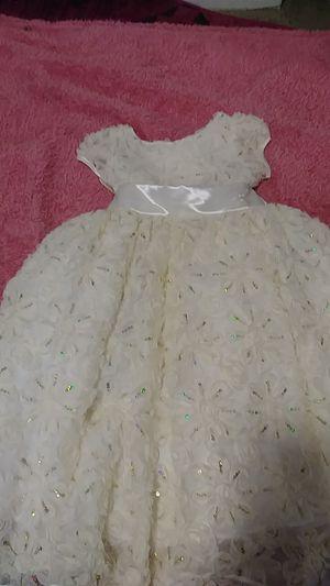Creme white dress for Sale in Smyrna, TN