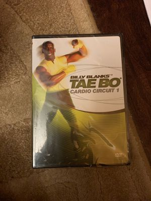 Tae Bo circuit 1 brand new in packaging for Sale in Weston, MA