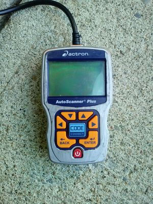 Actron autoscanner plus for Sale in Columbus, OH