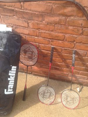 Tennis racquet case and rackets for Sale in Dearborn, MI