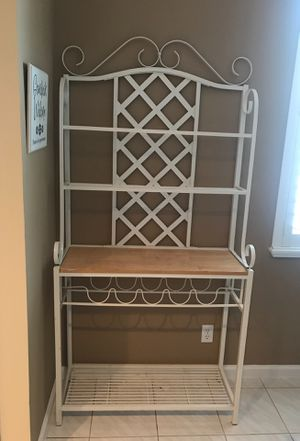Bakers Rack for Sale in Boynton Beach, FL