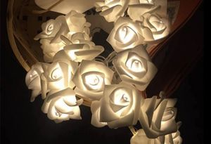Battery operated rose string light for Sale in Pine River, MN