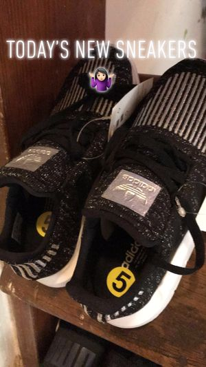 Women's Adidas sneakers brand new never worn for Sale in Ithaca, NY