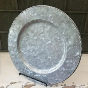 Home Decor Metal Plate Chargers for Sale in Jackson Township, NJ