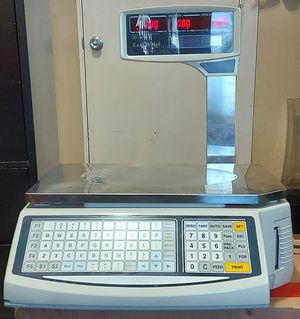 Deli/Meat Label Printing Scale for Sale in Kent, WA