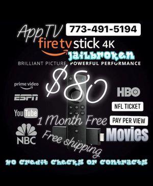 Fire Tv Stick 4K for Sale in Chicago, IL