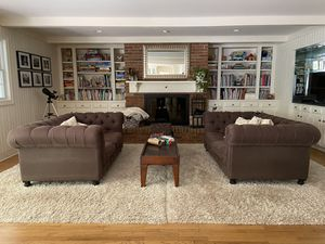 Restoration Hardware Kensington couch (matching set) for Sale in Gates Mills, OH