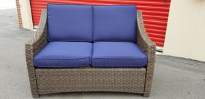 Brand new wicker loveseat for Sale in Morrisville, NC