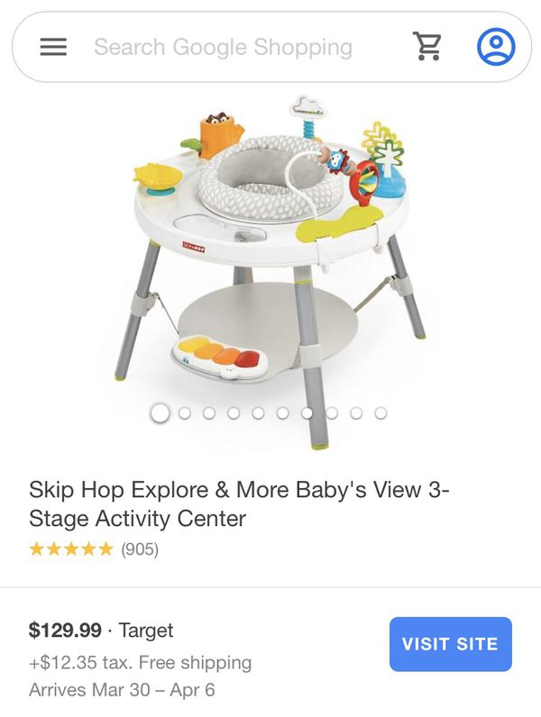 Skip and Hop Activity Center