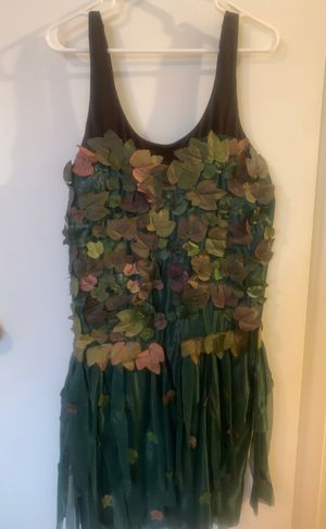 Green poison ivy Halloween costume for Sale in San Diego, CA