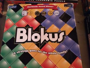 Blokus game for Sale in Sacramento, CA