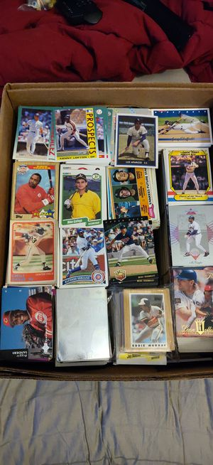 Baseball cards (70s, 80s, 90, 00) over 8k cards for Sale in Buena Park, CA