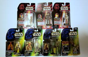 Star Wars Figures Lot of 7 for Sale in Elk Grove, CA