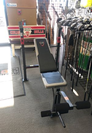CAP standard weight bench for Sale in St. Charles, IL