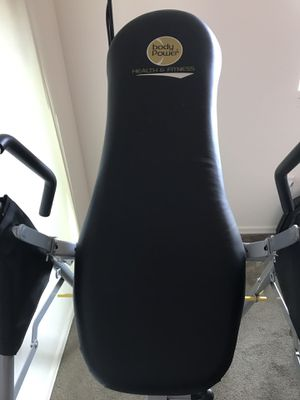 Body Power Inversion Table for Sale in Fort McDowell, AZ