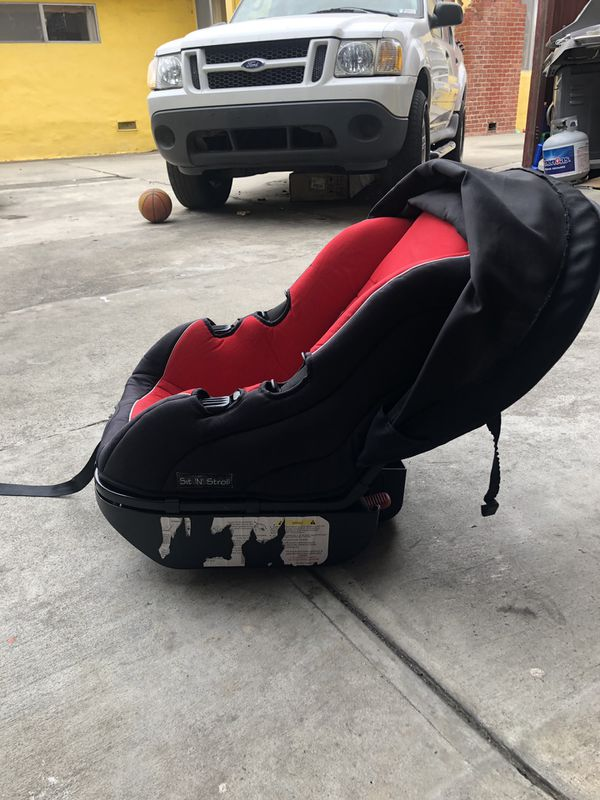 5-in-1 Sit and Stroll seat/stroller