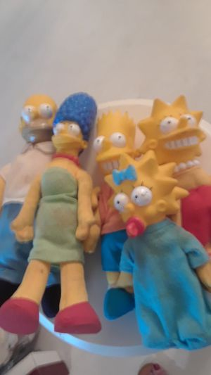 Bart Simpson family for Sale in Margate, FL
