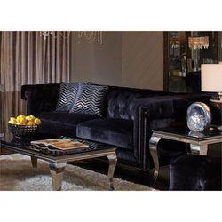 Glamorous New Black Velvet Sofa...Total Elegance! for Sale in Denver,  CO