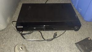 Samsung DVD player without remote for Sale in Brooklyn Park, MD