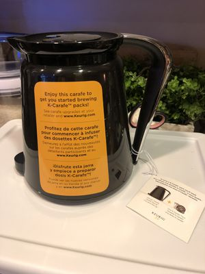 Brand new Keurig 2.0 Carafe for Sale in San Diego, CA