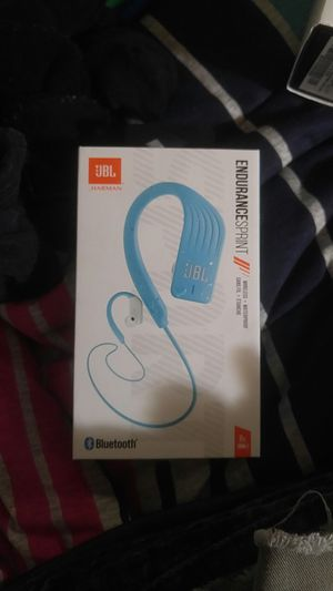 JBL (endurancesport) wireless earbuds for Sale in Beverly, NJ