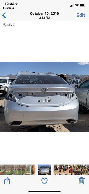 2013 Hyundai Azera parts for Sale in El Paso, TX
