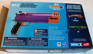 NERF E7510 Fortnite HC-E Mega Dart Blaster Gun for Sale in High Point, NC