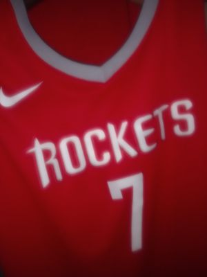 Houston Rockets Melo Jersey Authentic 2xl for Sale in Humble, TX