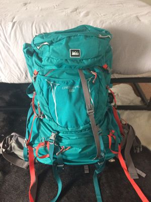 REI 65 hiking backpack for Sale in New York, NY