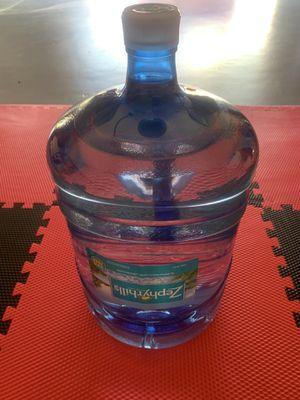 5 Gallon Zephyrhills Water Jug (NEW) for Sale in Orlando, FL