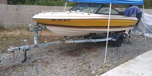 1979 16fit Bayliner mutiny & 1979 EZLD Boat trail for Sale in Kenmore, WA